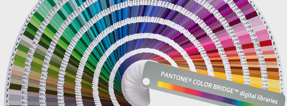 Wat is een pantone of pms kleur - Kleur voor een entry ...